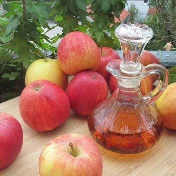 о яблочном уксусе